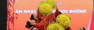 Âm nhạc Dân tộc học đường – Giai điệu Việt – Tâm hồn Việt tại trường ĐH Giao thông Vận tải phân hiệu TP. HCM