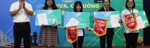 Sôi nổi Giải Cờ vua, Cờ tướng Học sinh, Sinh viên TP. Hồ Chí Minh mở rộng năm 2021