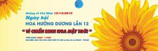 Đăng ký tham gia Ngày Hội Hoa Hướng Dương 2019