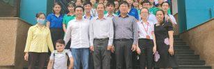 """Lễ trao học học bổng bảo trợ """"Hy Vọng"""" của cố nhà giáo Nguyễn Thị Minh Khang học kỳ 2, năm học 2020 – 2021"""