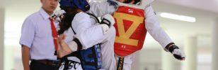 Giải Taekwondo Sinh viên TP. Hồ Chí Minh mở rộng năm 2021